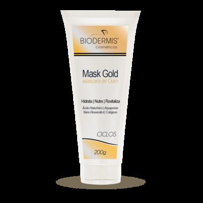 MASK GOLD MÁSCARA DE OURO - 200 G