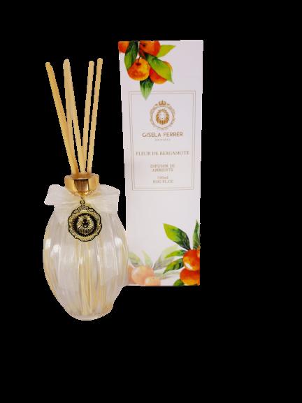 Kit Difusor + Sabonete Líquido Fleur de Bergamote