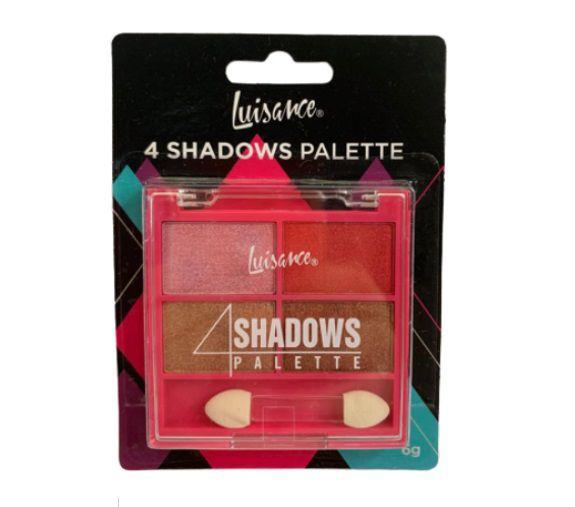 Paleta 4 Sombras SHADOWS