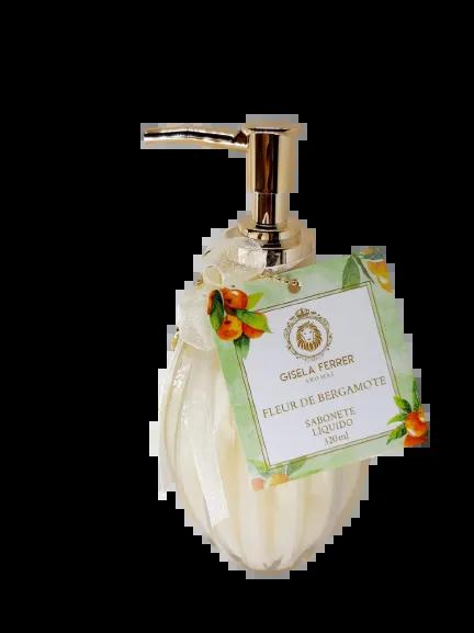Sabonete Líquido Fleur de Bergamote