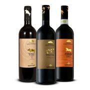 Kit Toscana - Tintos Orgânicos