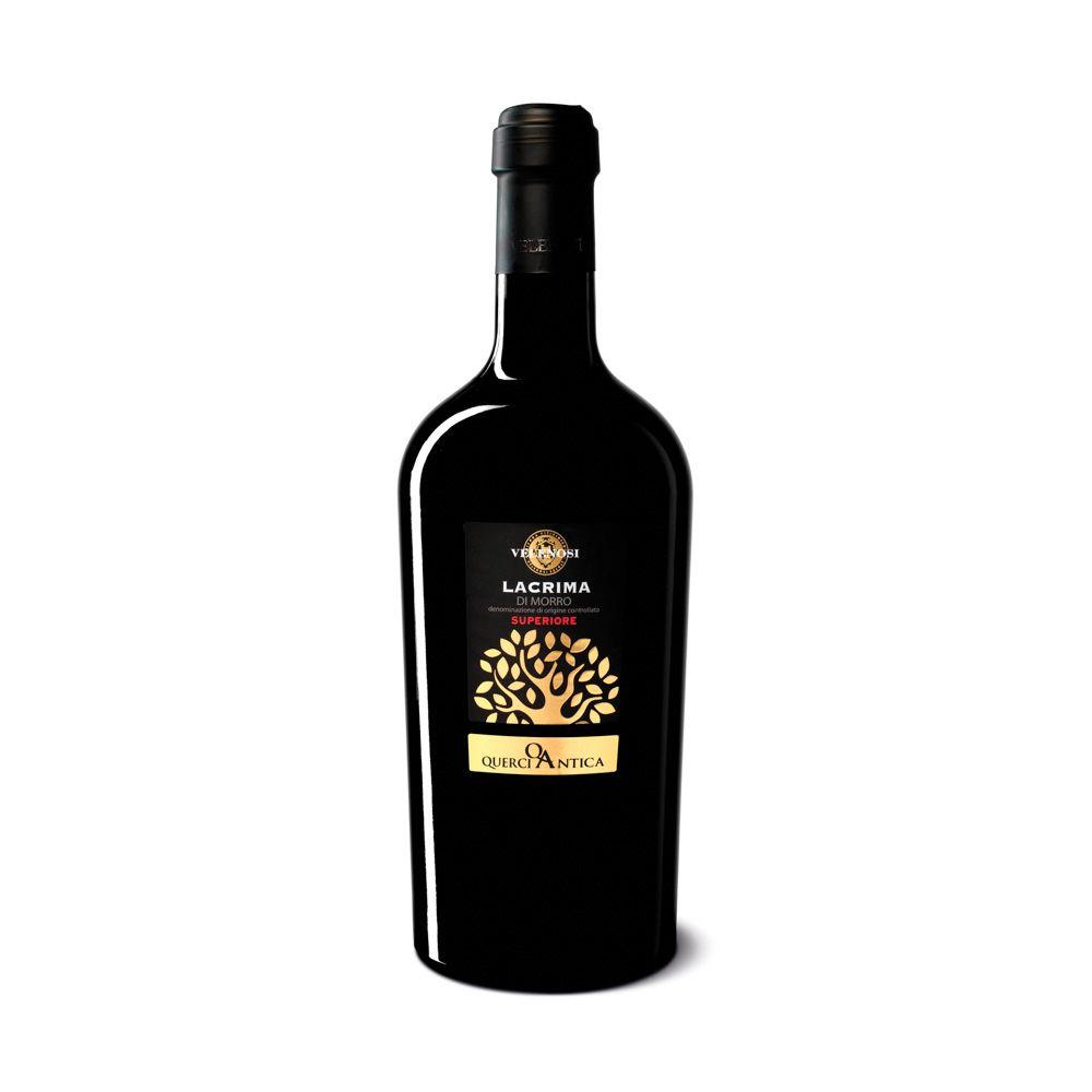 Vinho Italiano Quercia Antica Lacrima di Morro D´Alba DOC Superiore 2018