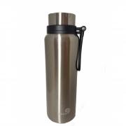 Garrafa Térmica de Inox - 1,2L - Prata - OUTLET
