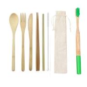 Kit Canuder Bambu Verde