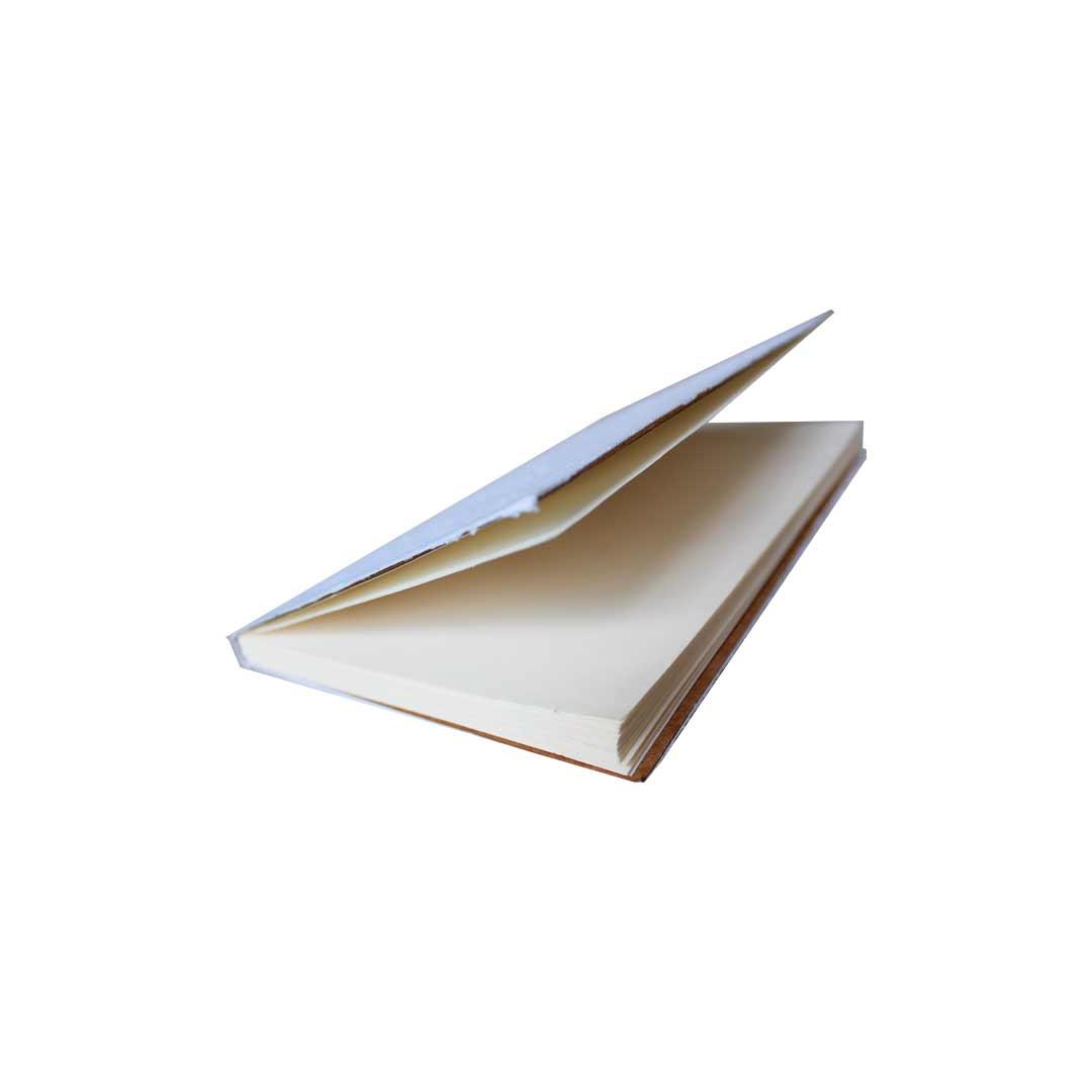 Caderno Artesanal Camomila