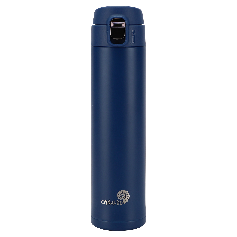 Garrafa de Inox - Fast Click Azul Matte