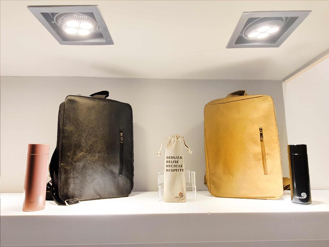 Garrafa Térmica de Inox Smart - 320ml Branca - OUTLET