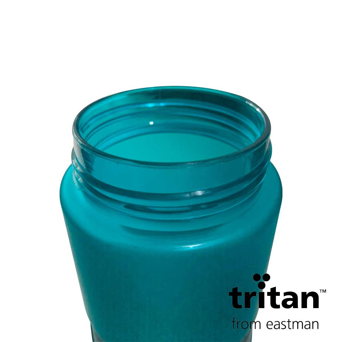 Garrafa Tritan 750ml Azul