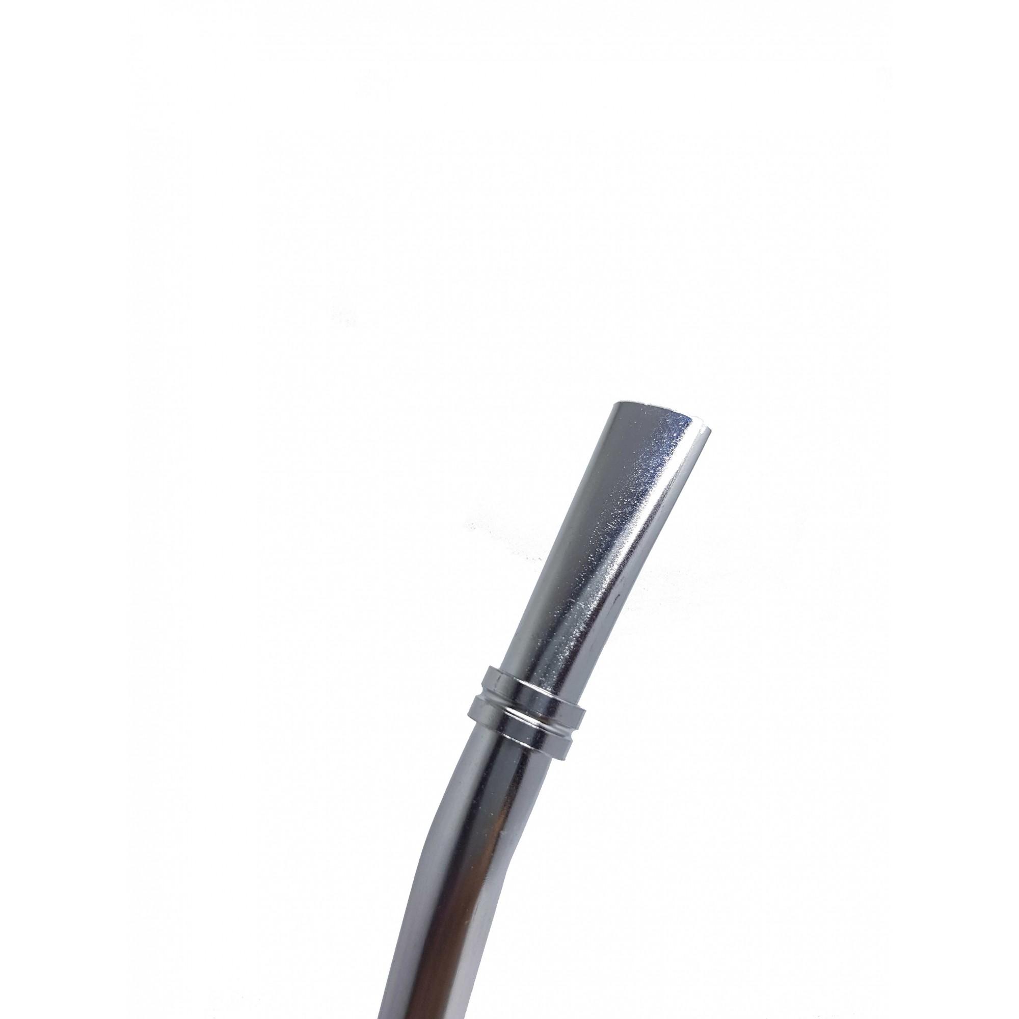 Kit 10 em 1 - Canudos variados em Inox