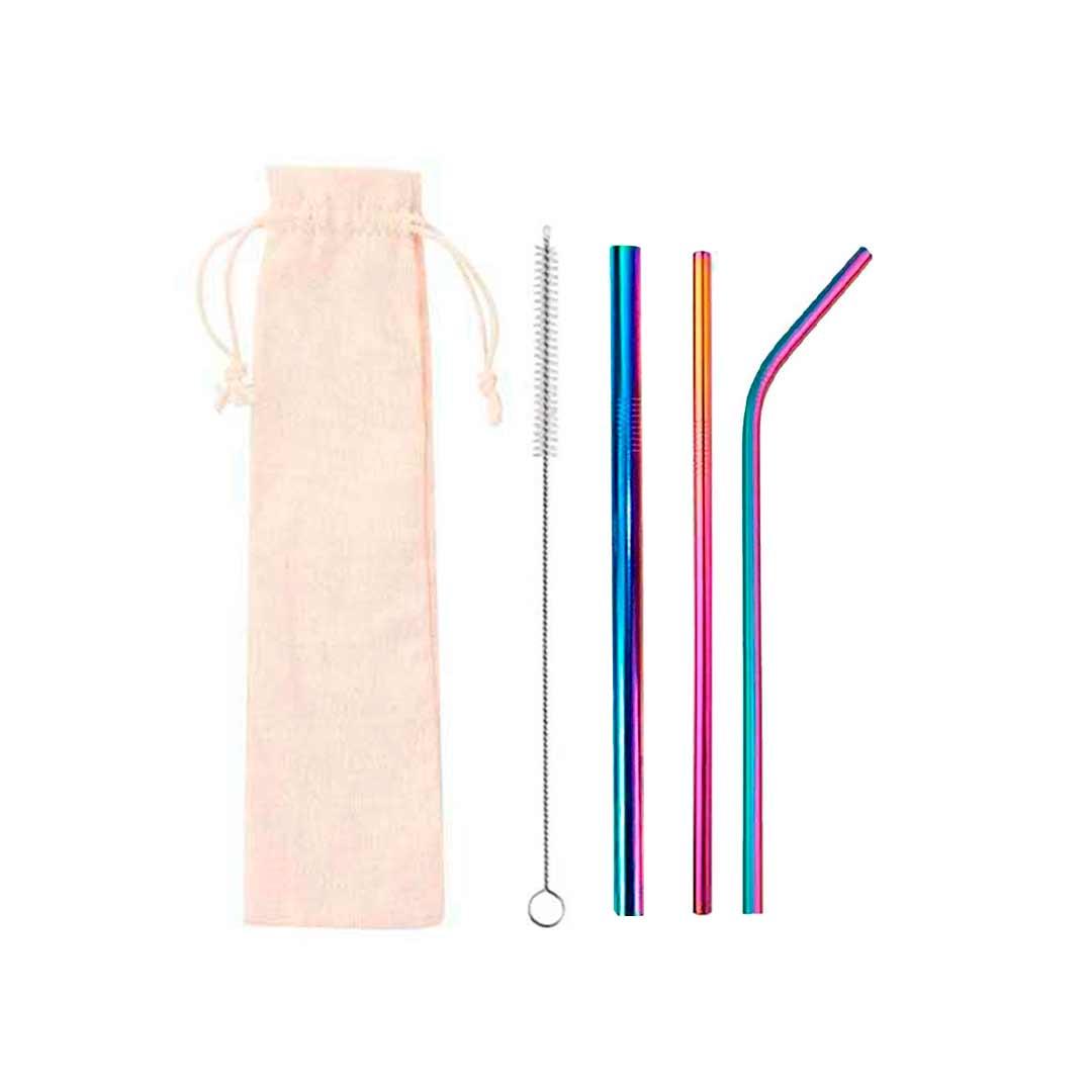 Kit 5 em 1 (Shake 12)  OUTLET Rainbow