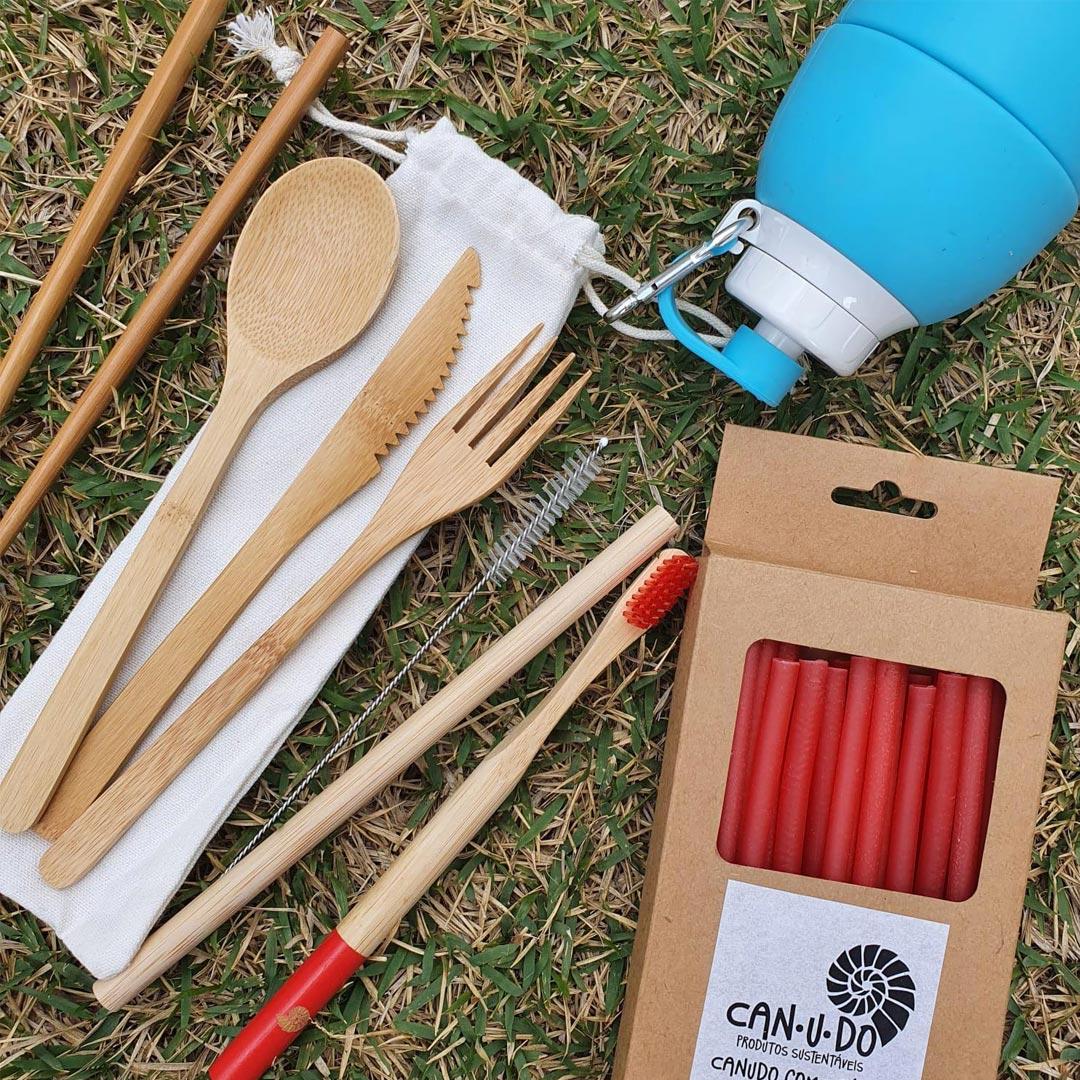 Kit Canuder Bambu