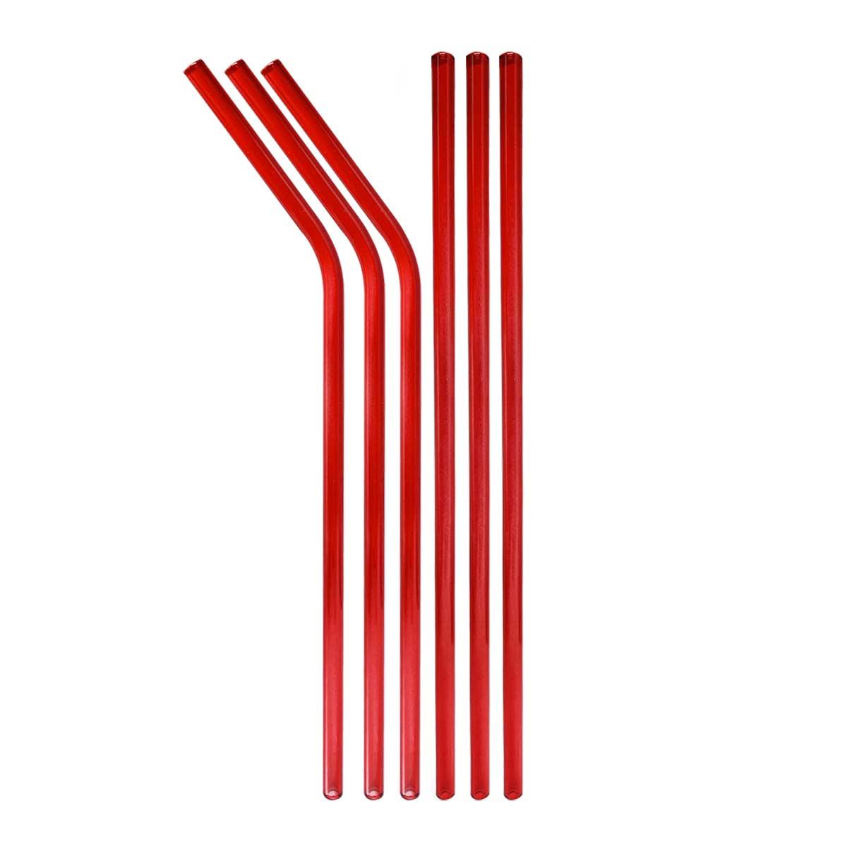 Kit Garrafa de Silicone Retrátil + Kit Canudos de Vidro Coloridos + Mochila