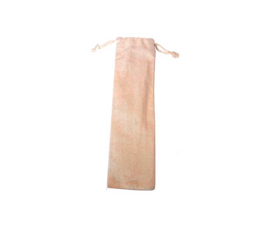Talheres 8 em 1 Rose Gold + Ecobag Juta