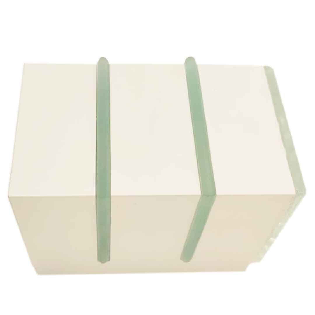 Arandela externa branca  952-LS - Ideal