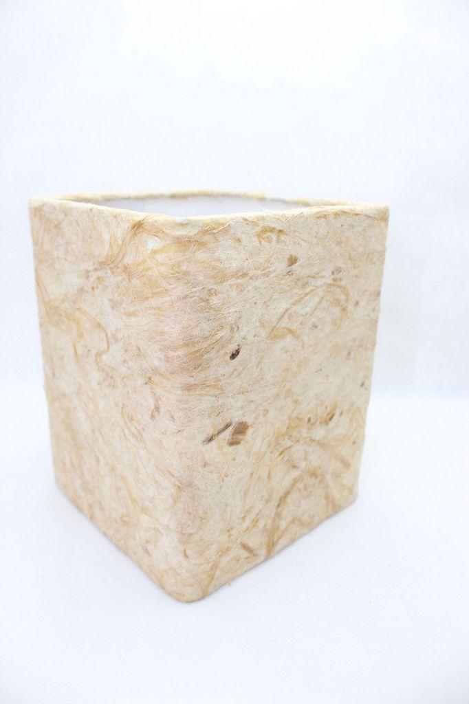 Cupula para Abajur Fibra de Coco