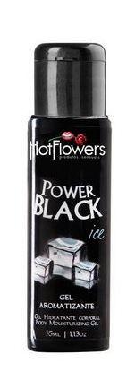 GEL BEIJÁVEL POWER BLACK -CE