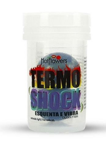 HOT BALL TERMO SHOCK 02 UNIDADES