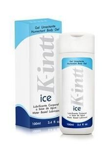 LUBRIFICANTE K-INTT ICE 100ML
