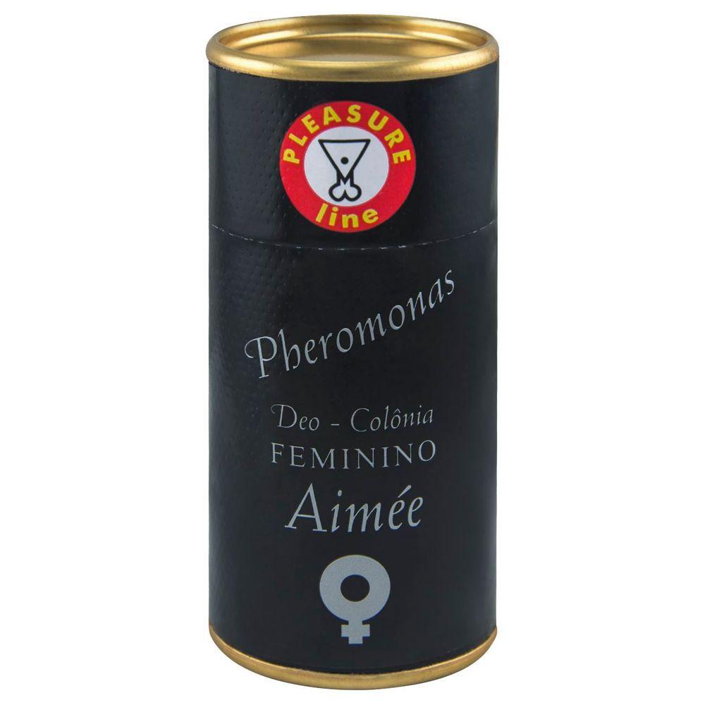 PERFUME AFRODISÍACO FEMININO PHEROMONAS AIMÉE  20ML
