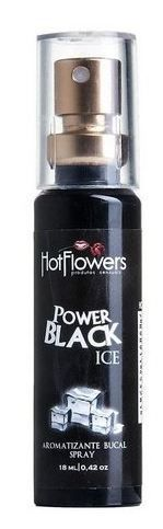 SPRAY BEIJÁVEL  BLACK POWER ICE 18ML