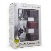 Kit Gin Seagers + Especiarias 980ML