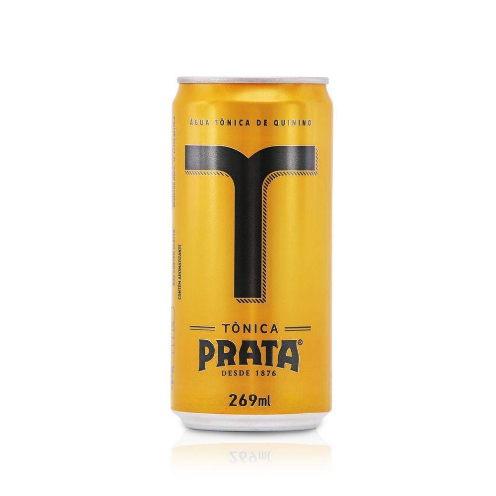 Água Tônica Lata by Prata Mixers - 269ML