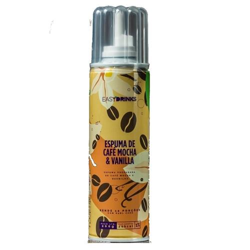 Espuma de Café Mocha e Vanilla by Easy Drinks