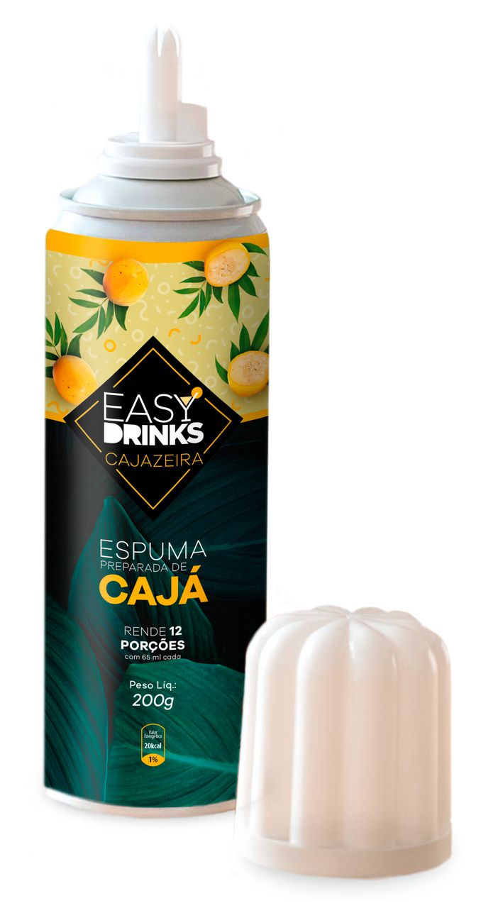 Espuma de Cajá by Easy Drinks 200G