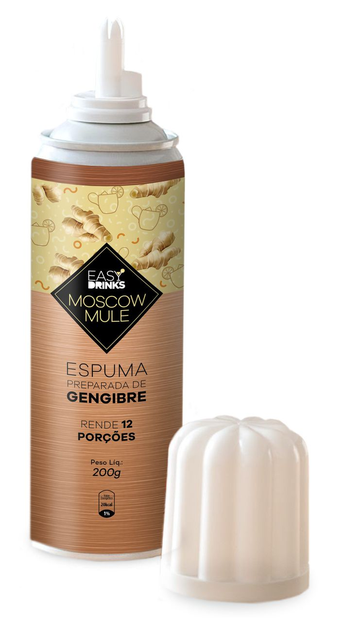 Espuma de Gengibre by Easy Drinks 200G