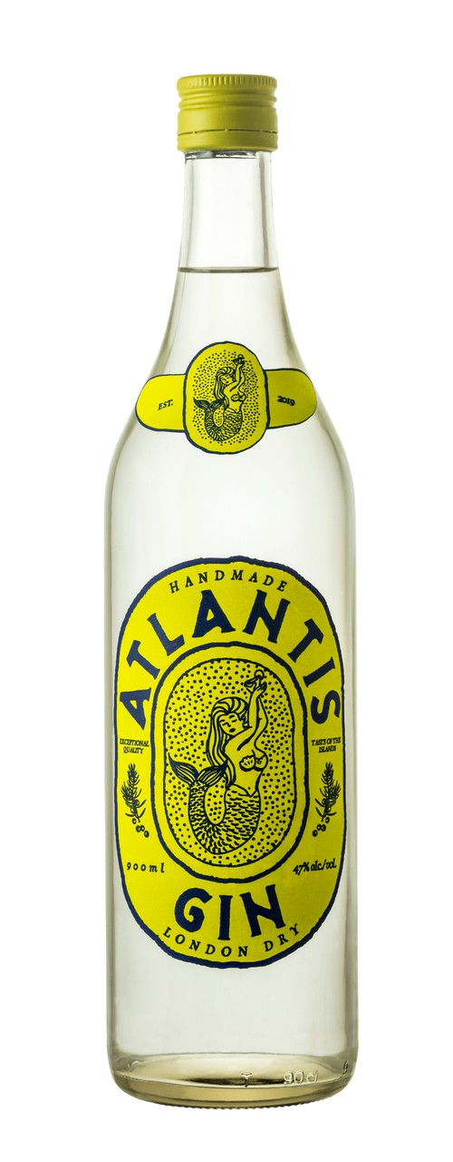 Gin Atlantis 900ML