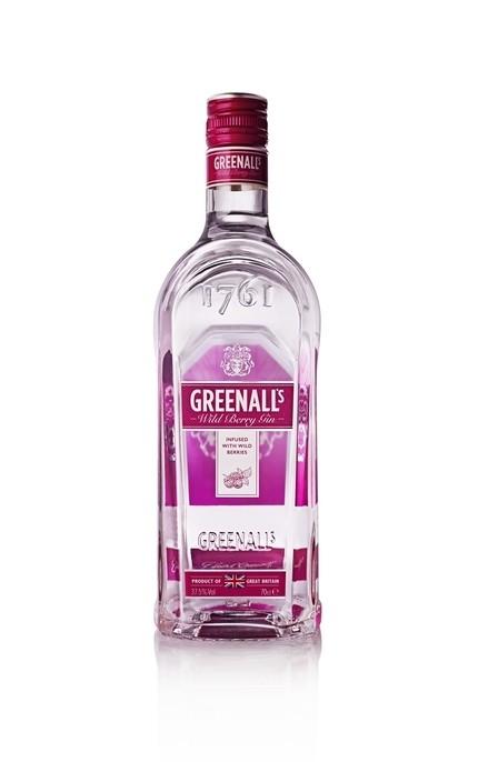 Gin Greenalls Wild Berry 700ML