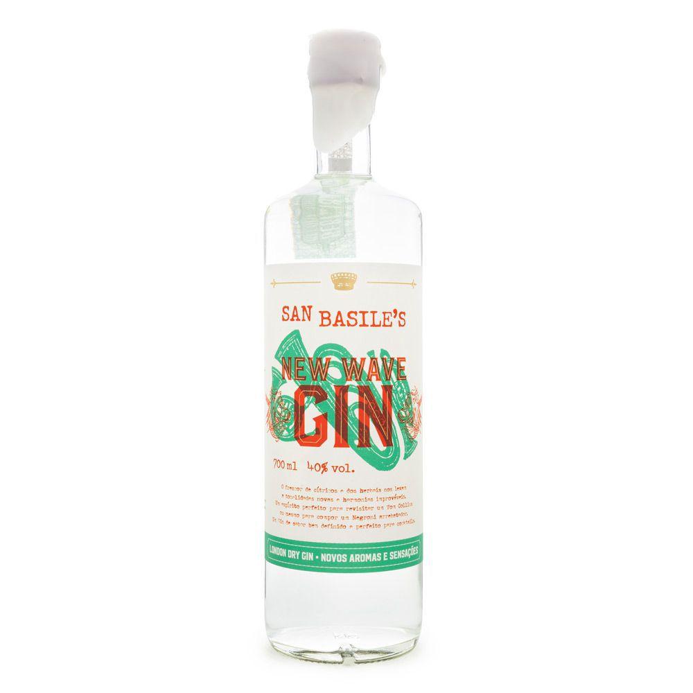 Gin New Weave San Basile 700ML