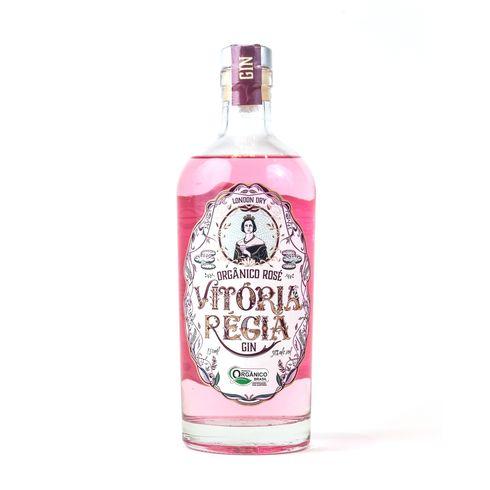 Gin Orgânico Rosé Vitória Régia 750ml