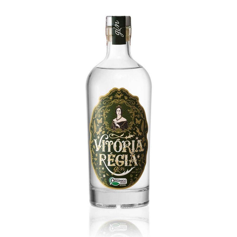 Gin Ôrganico Vitória Régia 750ML
