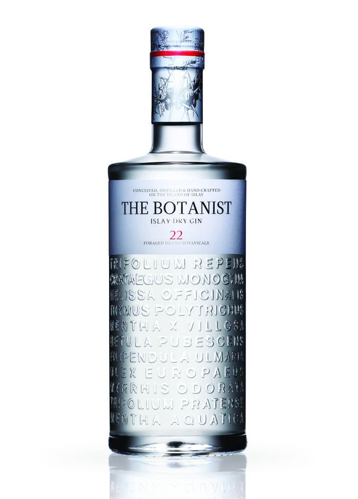 Gin The Botanist Scotch Dry  700 ML