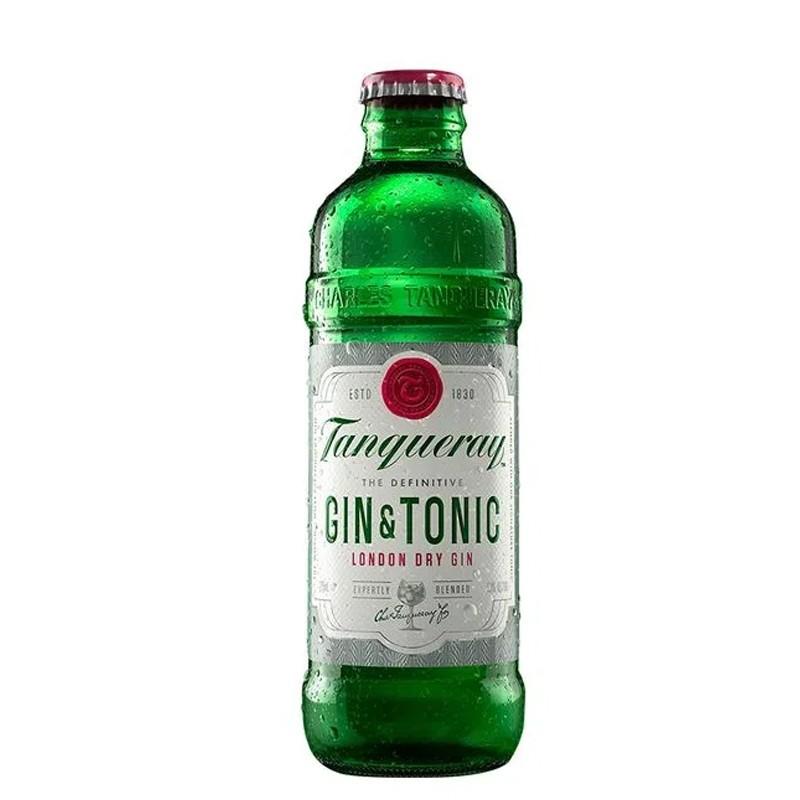 Gin Tonic Tanqueray London Dry 275ML
