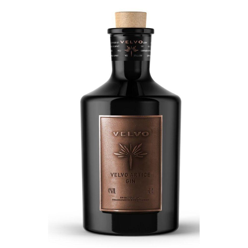 Gin Velvo Artice 750ML