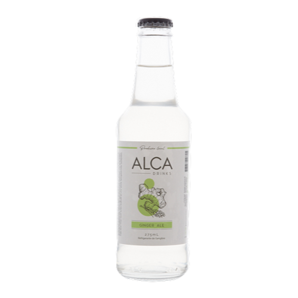 Ginger Ale by Alca Drinks 275ML