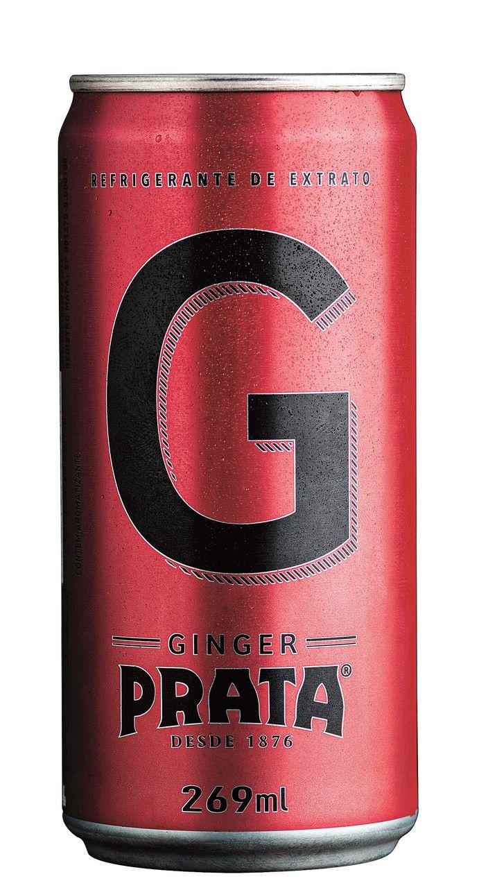 Ginger Lata by Prata Mixers 269ML