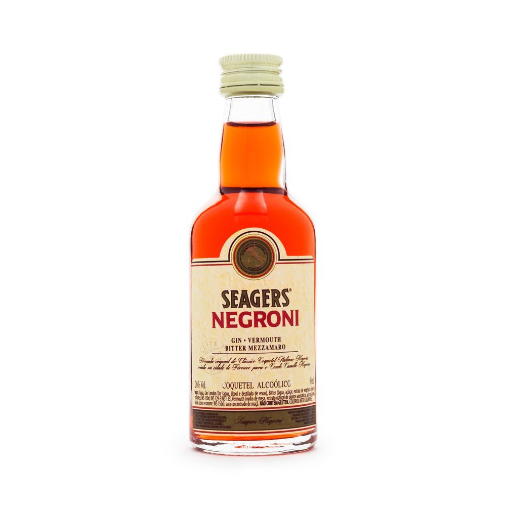 Seagers Negroni 50ML