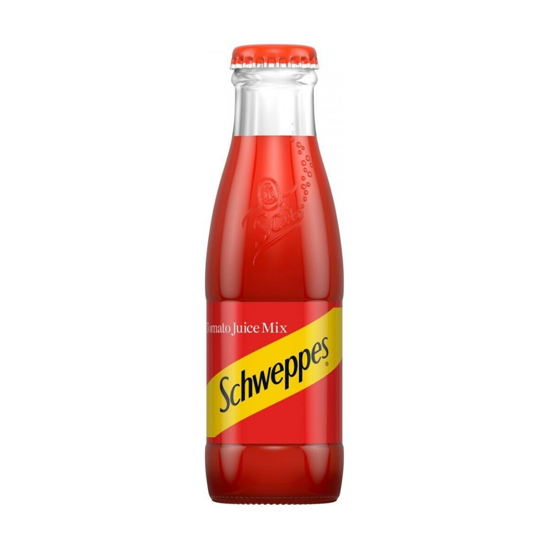 Tomato Juice by Schweppes
