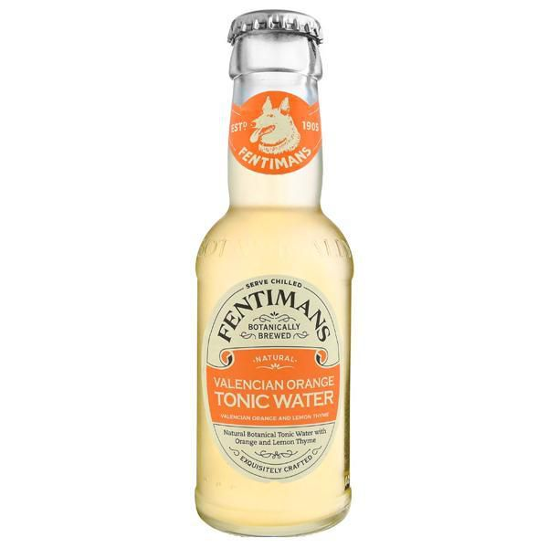 Valencian Orange Tonic by Fentimans 200ML