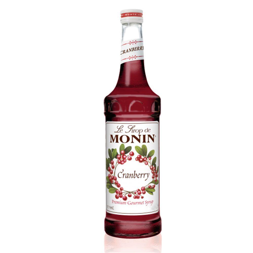 Xarope Monin Cranberry 700ML