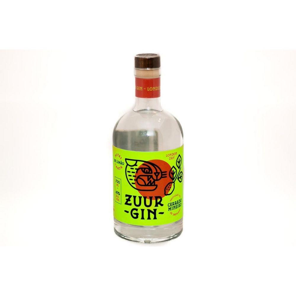 Zuur Gin 700ML