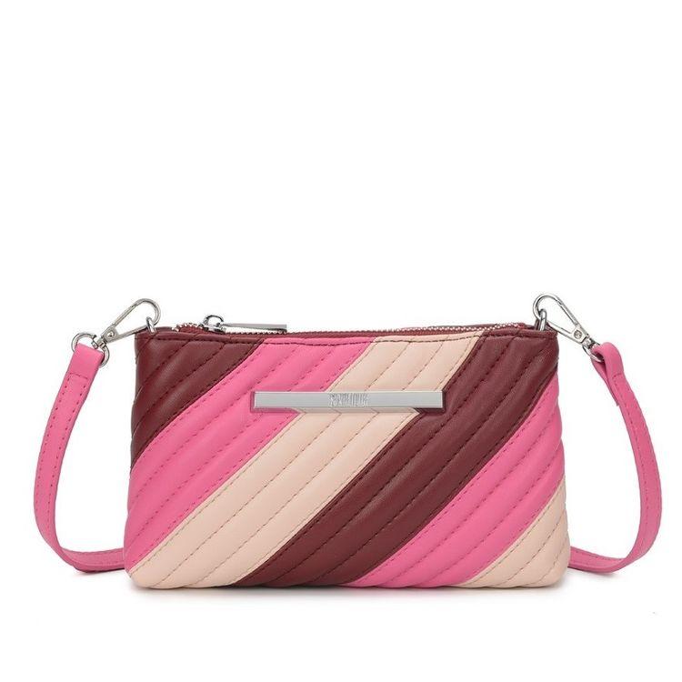 Bolsa Matelassê Pink Santa Lolla 0470.2e76