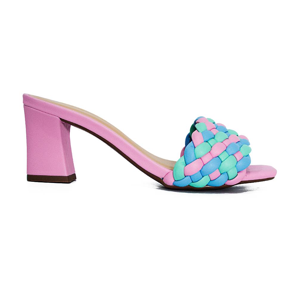 Candy Colors Tamanco by Deborah Munhoz
