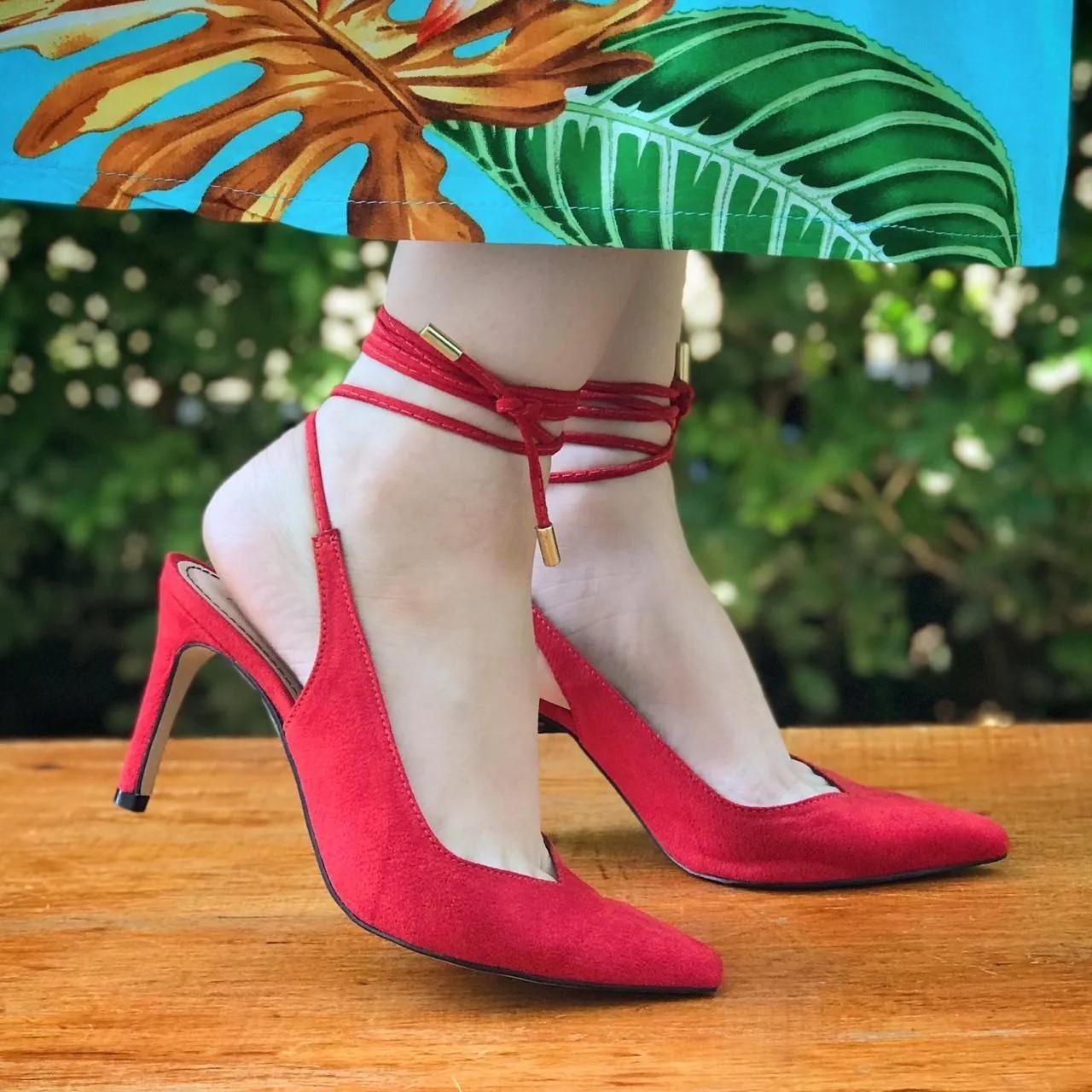 Chanel Maya Vermelho by Deborah Munhoz