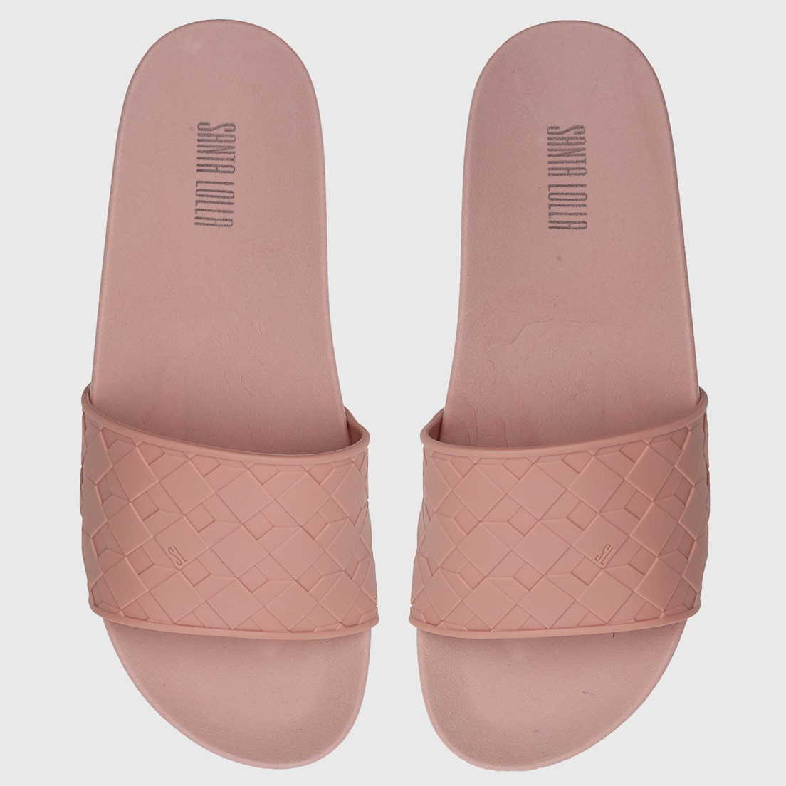 Chinelo Slide Rose by Santa Lolla 0323.2aa6.0016