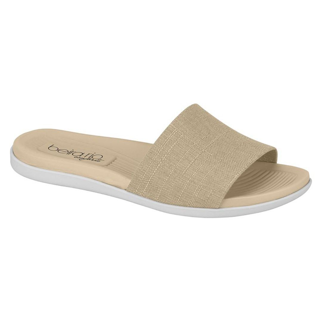 Chinelo Slide Natural by Beira Rio 8360.203