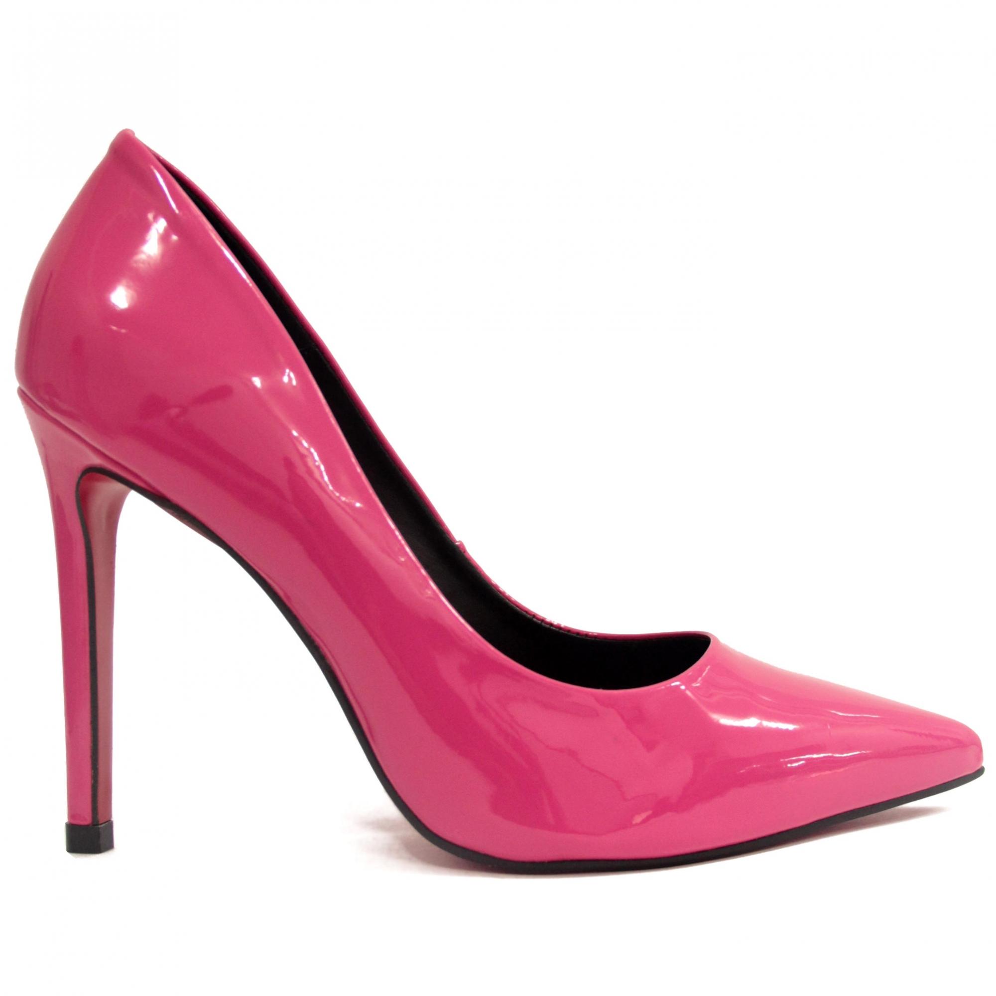 Diamond Scarpin Celine Pink Deborah Munhoz